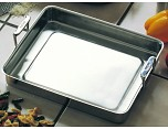 Food Pan 5 qt. Clad Stainless Steel